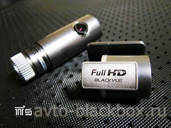 Съемный круговой кронштейн видеорегистратора BlackVue DR400G HD