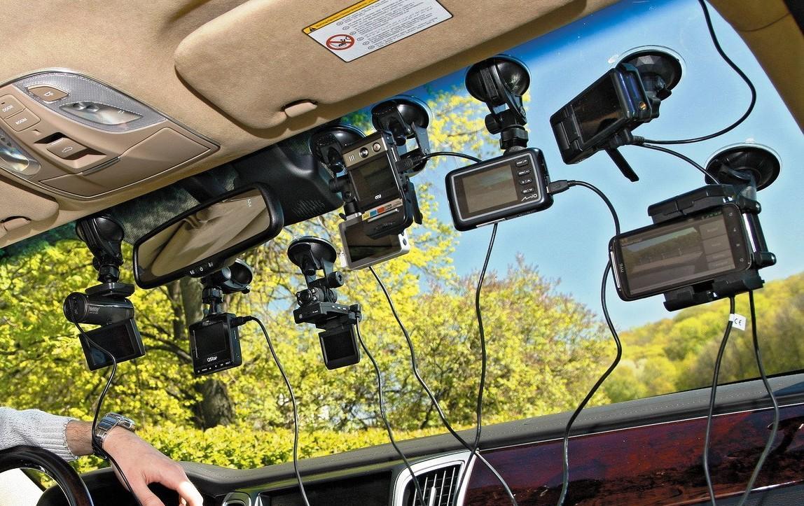 Выбор автомобильный видеорегистратор