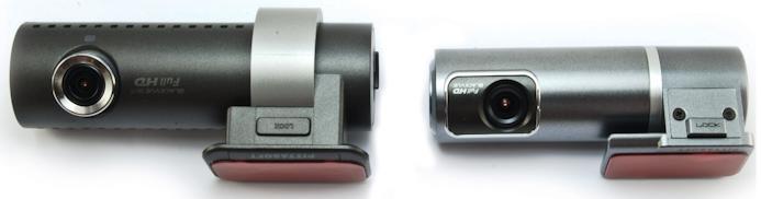 Автомобильный регистратор BlackVue DR500GW-HD Wi-Fi - размеры соответствуют заявленным