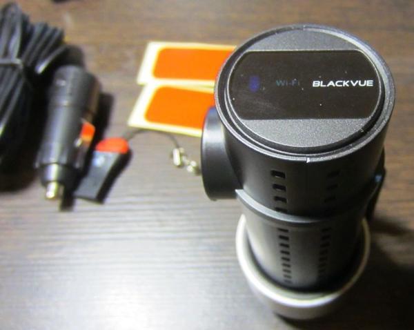 регистратор BlackVue DR500GW-HD Wi-Fi