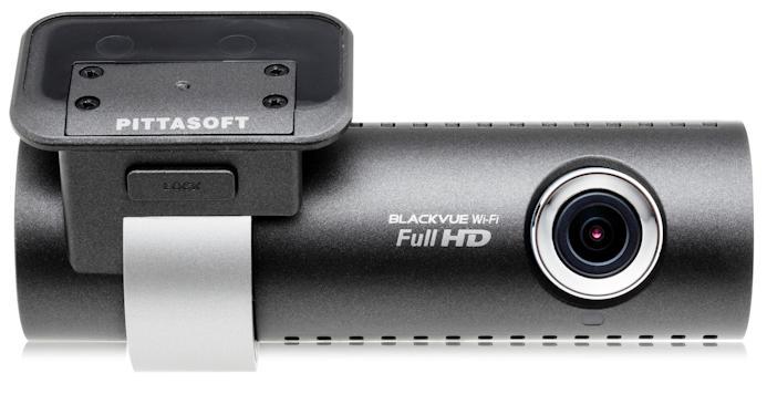 BlackVue DR500GW-HD Wi-Fi оснащен широкоугольным объективом с просветленной стеклянной оптикой