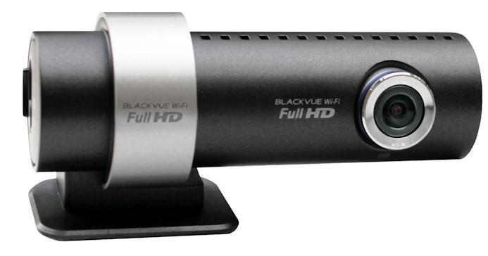Автомобильный регистратор BlackVue DR500GW-HD Wi-Fi - внешним видом напоминает предыдущюю популярную модель BlackVue DR400