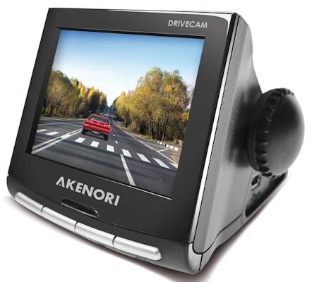 Автомобильный регистратор Akenori 1080 X