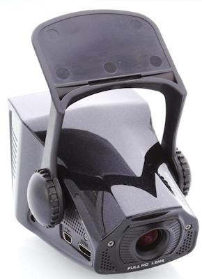 Автомобильный регистратор Akenori 1080 X - похож на маленький телевизор
