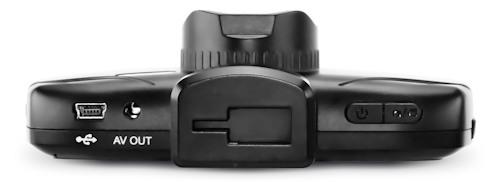 Автомобильный регистратор DOD LS460W - размеры соответствуют заявленным