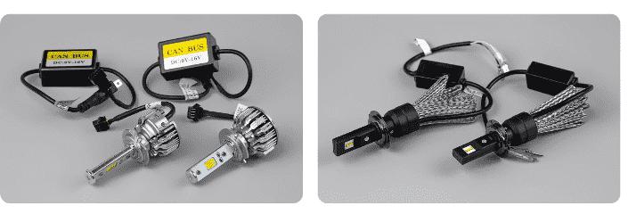 Светодиодная автомобильная лампа