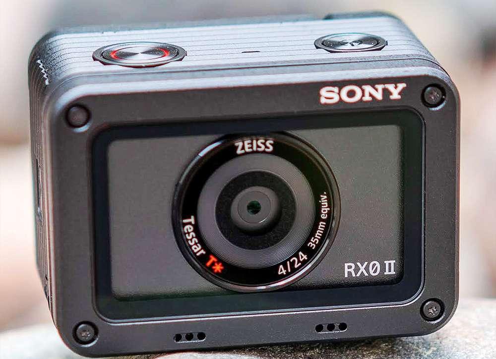 Камера Sony RX0 II: