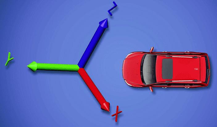 Датчик ударов в автомобильном регистраторе