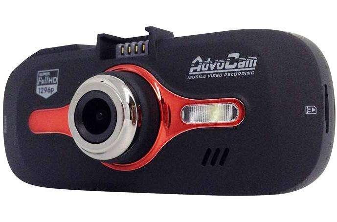 авто-видеорегистратор AdvoCam Red II