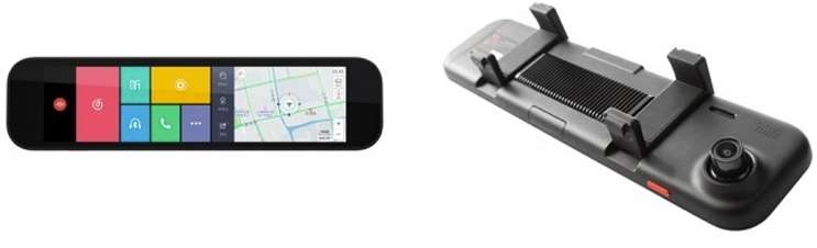 Автомобильный регистратор 70mai mijia smart rearview 1s youth edition