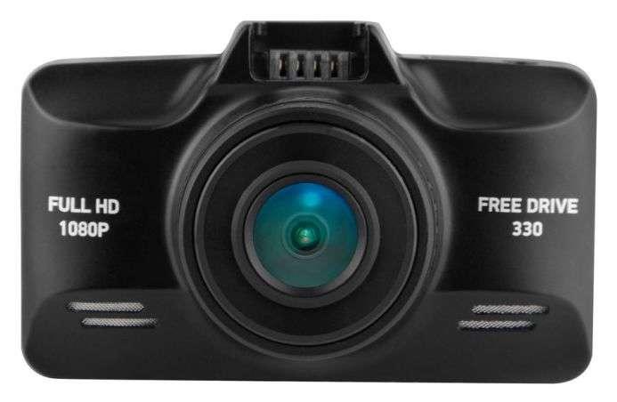 автомобильный видеорегистратор Digma FreeDrive 330