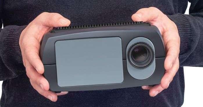 Новый радар Оракул способен измерять скорость автомобилей прямо из салона движущейся патрульной машины